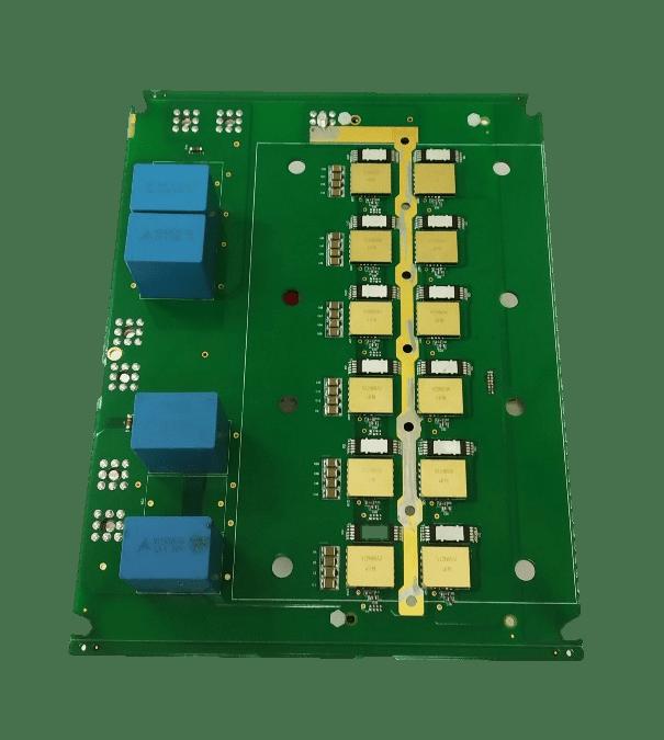 600Amp Half-Bridge Development Platform