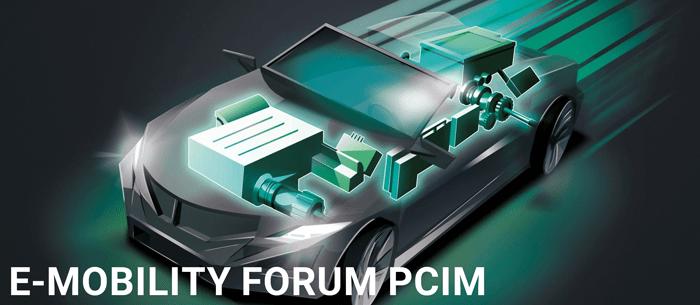 E-mobility-Forum PCIM 2021